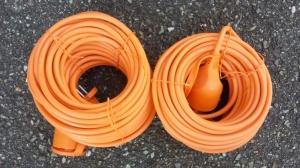 Rallonge orange